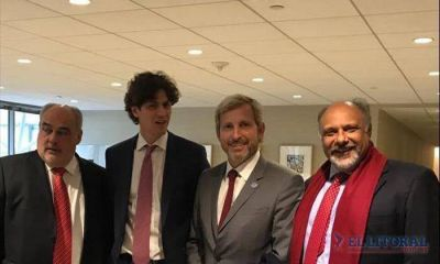 Nación firmó acuerdo por 120 millones de dólares que beneficiará a Corrientes