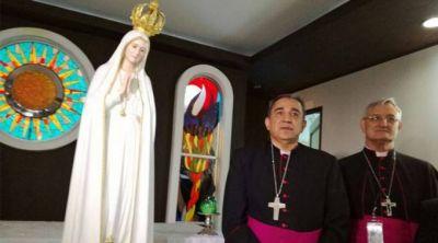 Arzobispo de Panamá encomienda JMJ 2019 a la Virgen de Fátima