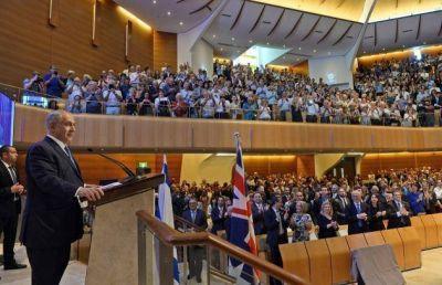 Netanyahu continúa la visita a Australia y se enfrenta a la oposición local