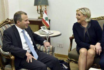 Marine Le Pen se niega a ponerse el velo y cancela una reunión con el líder religioso de Líbano