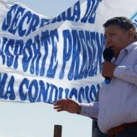 """Ávila de Petroleros Chubut sobre SP: """"Vamos a rechazar los telegramas y a garantizar el salario"""""""