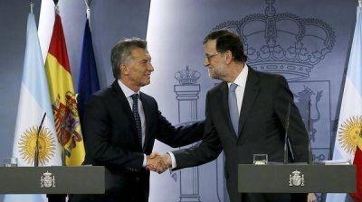 Desde España, Macri respaldó la oferta de Vidal a los docentes:
