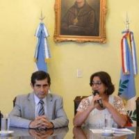 Lucía anunció un aumento en la ayuda escolar para los empleados públicos