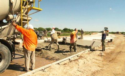 Avanza la construcción de la primera etapa de la avenida Costanera Sur