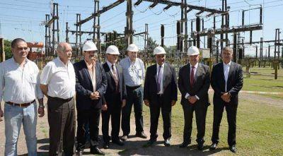 Un nuevo transformador abastece de energía a 12 mil familias en nuestra provincia