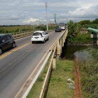 Tigre realiza obras de ampliación en dos puentes del camino Bancalari Benavídez