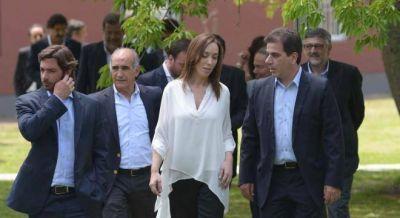 Los ministros de Vidal salen a jugar en el armado bonaerense