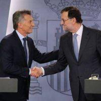 Mauricio Macri y Mariano Rajoy apuestan a un acuerdo estratégico para colocar a Iberoamérica en el centro del tablero mundial