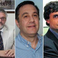 Boicot y rehenes | Ministros de Vidal salen en bloque al cruce de docentes