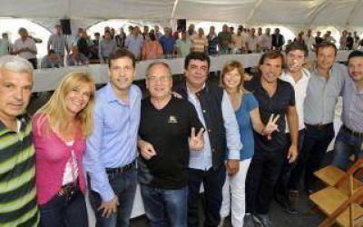 Reunión del PJ Bonaerense en San Vicente