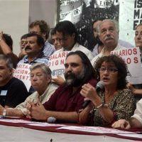 Los docentes rompieron el diálogo y anunciaron un paro nacional para el 6 y 7 de marzo
