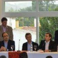 La UCR llega molesta a Giardino. No invitaron a intendentes ni dirigentes