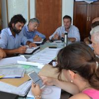 La Provincia se comprometió a generar un proyecto urbano integral para todo Villa Gesell