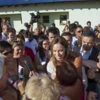 Decí 135: en 15 meses de gestión, Vidal completó la recorrida por todos los municipios bonaerenses
