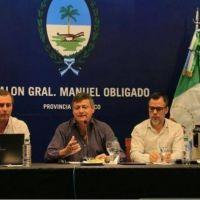 El gobierno presentó los avances del Plan Maestro Humedales