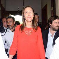 Según Analogías, la imagen de Vidal bajó al salir a respaldar a Macri en la causa del correo