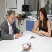 Se firmó un convenio para licitar obras de agua potable en Villaguay