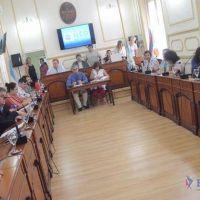 Colombi acordó con Nación y el BID, US$25 millones para obras y programas de gestión