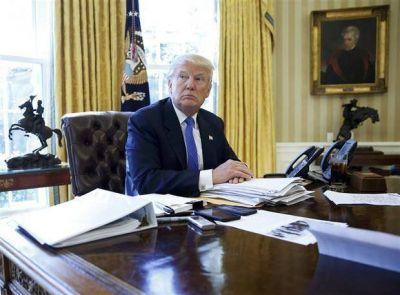 Trump adopta un tono marcial y promete un mayor arsenal nuclear