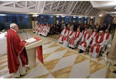 Homilía del Papa: No aplazar la conversión