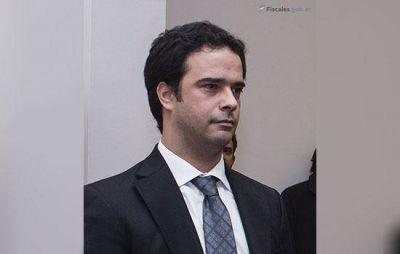 Causa AMIA-DAIA: Santiago Eyherabide es el nuevo cotitular de la UFI-AMIA