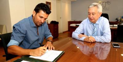 Aeronavegantes firmó convenio con la SRT para capacitación en salud y seguridad laboral