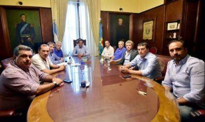 Garro presentó a los nuevos integrantes de su gabinete