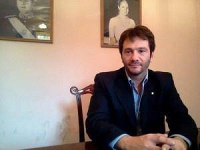 """GARCÍA: """"EL GOBIERNO DEBE PONER TODA LA POLICÍA EN LA CALLE ANTE LA GRAN CANTIDAD DE DELITOS"""""""