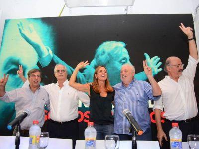El peronismo platense realizó un acto para homenajear a Néstor Kirchner y reforzar la unidad