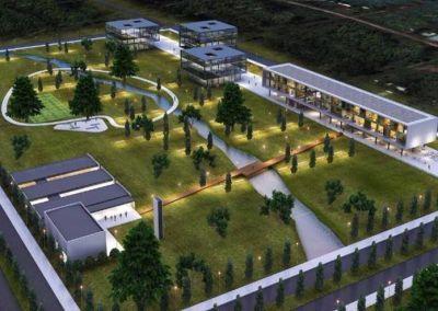 """""""La Mar del Plata del futuro necesita el Parque informático en actividad"""""""