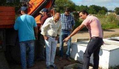 Finalizaron las obras en los dos nuevos pozos de agua