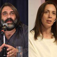Baradel vs. Vidal: dos caras de un conflicto que va hacia el choque