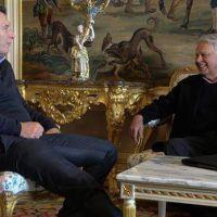 Mauricio Macri cierra su visita a España: