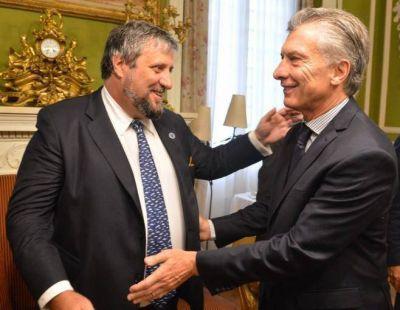 Macri le prometió a Telefónica