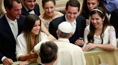 Papa Francisco: Preparación para el matrimonio no puede hacerse con solo 2 o 3 reuniones