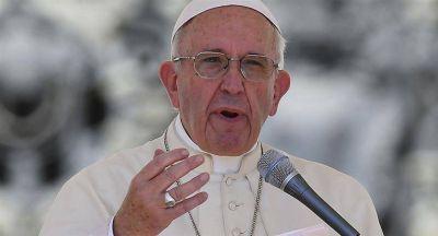 El Papa Francisco advirtió sobre el peligro de una