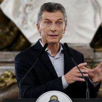 Mauricio Macri cuestionó la marcha del 7 de marzo convocada por la CGT: