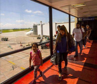La temporada turística dejó 924 millones de pesos