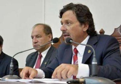Se espera anuncio de obras: el miércoles, Sáenz abre las sesiones ordinarias en el Concejo