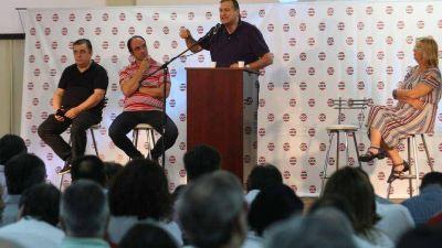 Morales, Negri, Corral, Rozas: cómo ven el año electoral los cuatro referentes de la UCR