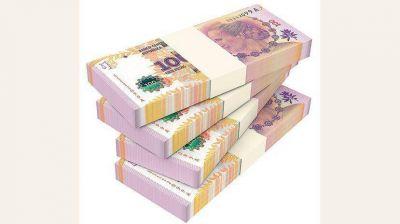 Bancos pagan por anticipado a AFIP para que BCRA les tome esos billetes