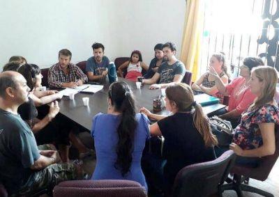 Bonifatti se reunió con familias del PROCREAR que no pueden acceder a sus lotes