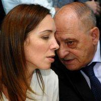 Llega Vidal preocupada porque se le escapan votos en Mar del Plata