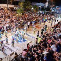 El corso más grande de la provincia se vive en San Fernando