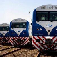 Invertirán 300 millones de dólares para mejorar el Ferrocarril San Martín