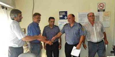 Instrumentaron medidas para mejorar la seguridad en Arequito