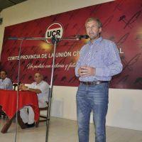 """""""Hay que fortalecer al partido para fortalecer a Cambiemos"""", dijo el titular de la UCR entrerriana tras la reunión en Córdoba"""