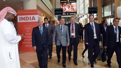 Bordet y empresarios buscan colocar producción entrerriana en Medio Oriente