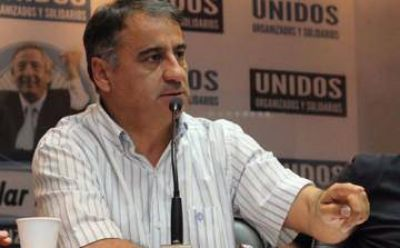 "Según Depetri, intendentes del Esmeralda ""si Cristina es candidata, van a cerrar filas con ella"""