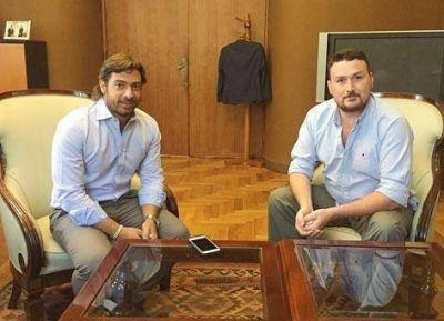 Mac Goey se reunió con Salvai y aspira a una lista única para las legislativas 2017
